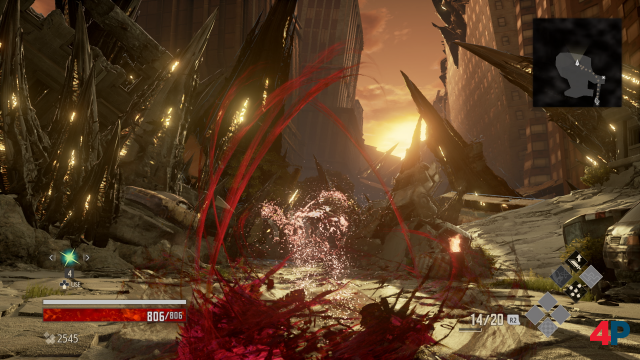 Screenshot - Code Vein (PC) 92594372