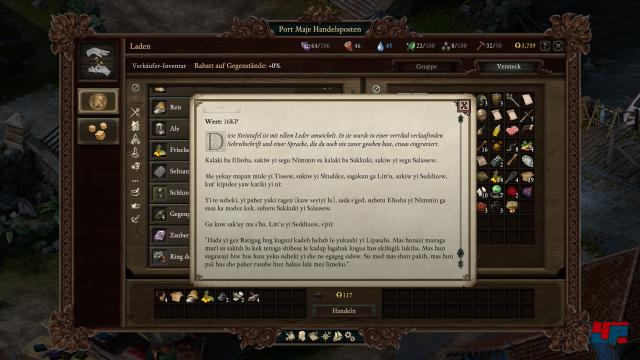 Screenshot - Pillars of Eternity 2: Deadfire (PC)