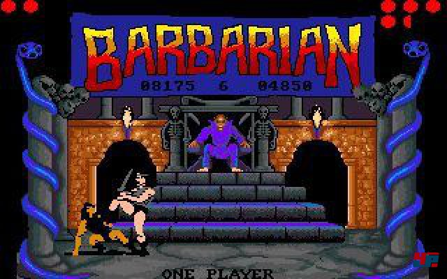 Screenshot - Barbarian: The Ultimate Warrior (Spielkultur) 92488929