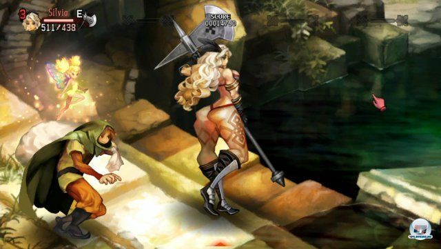 Screenshot - Dragon's Crown (PlayStation3) 92461244