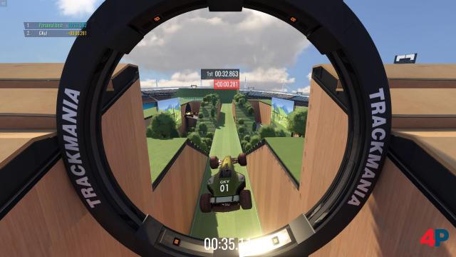 Screenshot - Trackmania (PC) 92617968