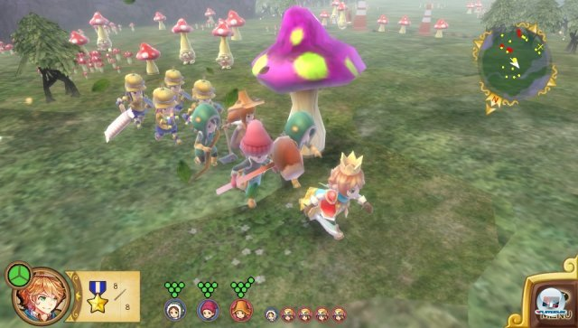 Screenshot - New Little King's Story  (PS_Vita) 2375237