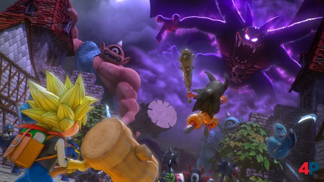 Screenshot - Dragon Quest Builders 2 (PS4) 92592286
