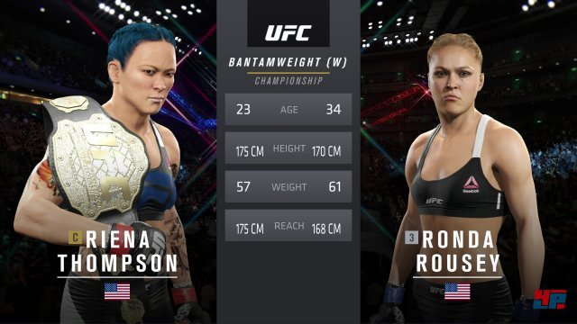 Screenshot - EA Sports UFC 2 (PlayStation4) 92522367