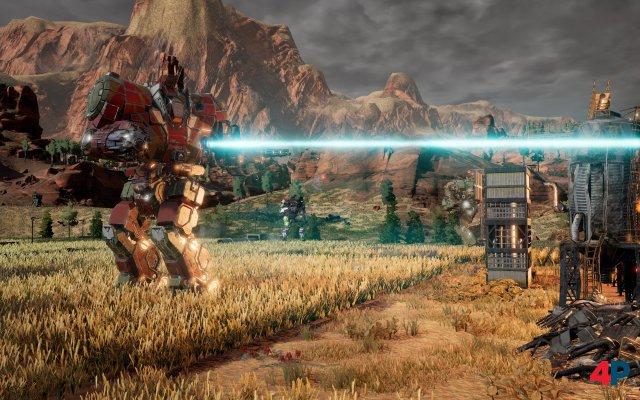 Screenshot - MechWarrior 5: Mercenaries (PC) 92602673