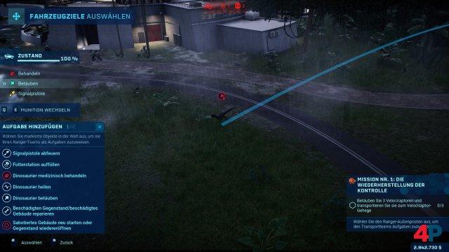 Screenshot - Jurassic World Evolution: Return to Jurassic Park (PC) 92603218