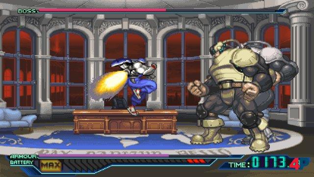 Screenshot - The Ninja Saviors: Return of the Warriors (Switch) 92603130