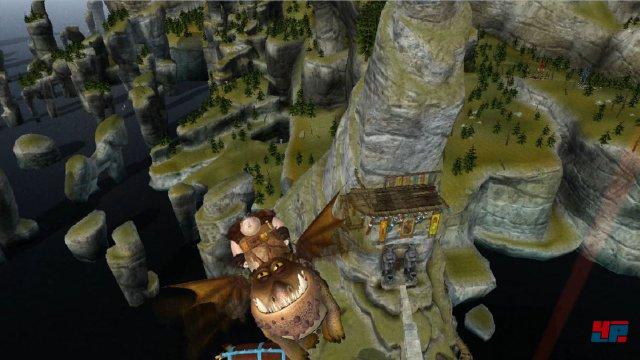 Screenshot - Drachenzähmen leicht gemacht 2 (PlayStation3)