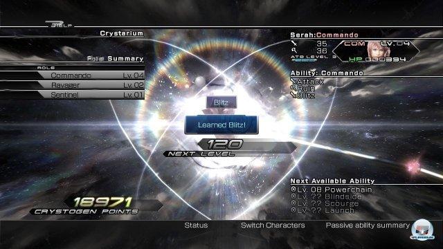 Screenshot - Final Fantasy XIII-2 (PlayStation3) 2288337