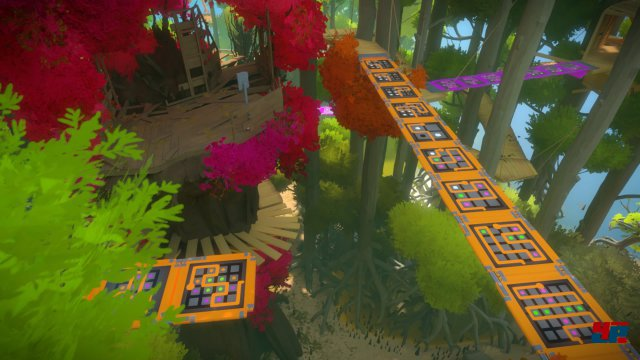 Screenshot - The Witness (PlayStation4) 92519232