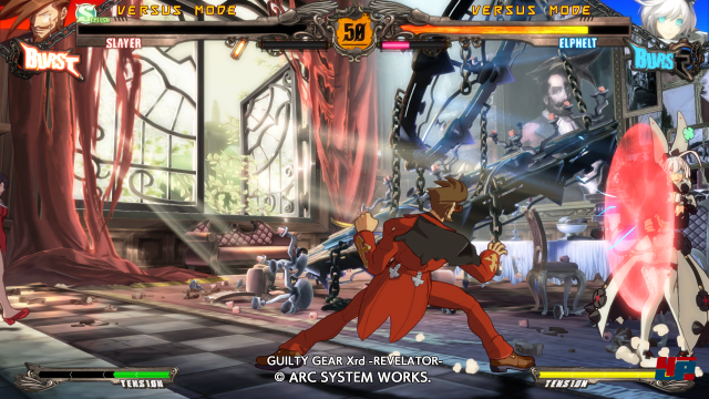 Screenshot - Guilty Gear Xrd -Revelator- (PlayStation3)