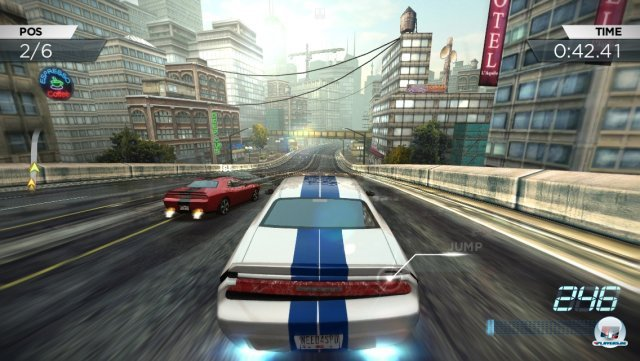 Screenshot - Need for Speed: Most Wanted (iPhone) 92418167