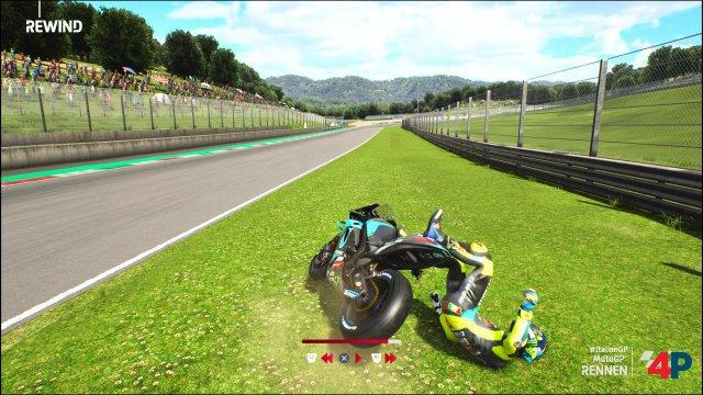Screenshot - Moto GP 21 (PlayStation5) 92640541