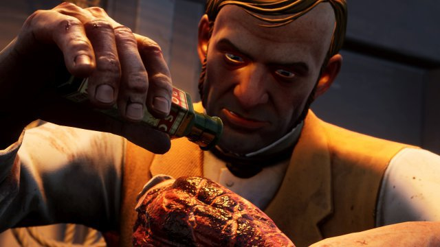 Screenshot - Dread Hunger (PC)
