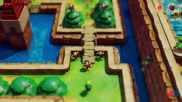 Screenshot - The Legend of Zelda: Link's Awakening (Switch) 92596525