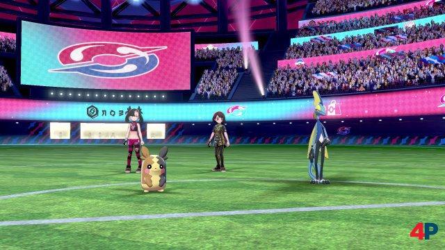 Screenshot - Pokémon Schwert & Schild - Erweiterungpass (Switch)