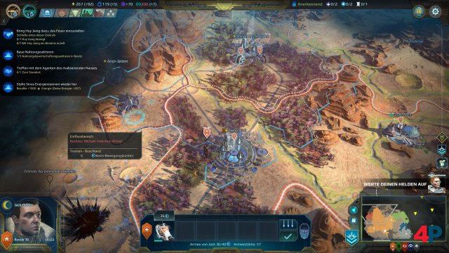 Screenshot - Age of Wonders: Planetfall (PC) 92593940