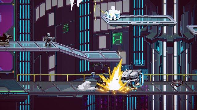 Screenshot - Blade Assault (PC, PS4, PlayStation5, Switch)
