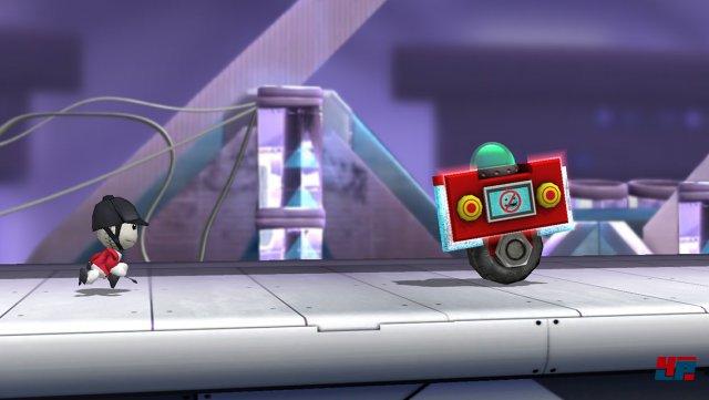 Screenshot - Run Sackboy! Run! (Android)