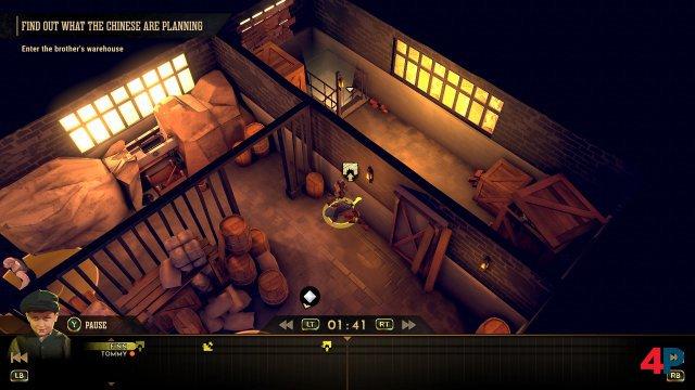 Screenshot - Peaky Blinders: Mastermind (PC)