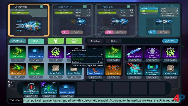 Screenshot - Star Souls (PC)