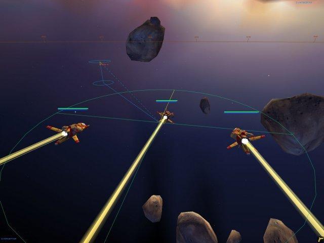 """Eine Space Opera für Strategen: 1999 entwickelte Relic Entertainment einen Meilenstein mit innovativer 3D-Steuerung. 2000 folgte die Erweiterung """"Homeworld:Cataclysm""""; 2003 erschien der bis dato letzte Teil """"Homeworld 2""""."""