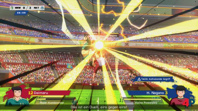 Screenshot - Captain Tsubasa: Rise of New Champions (PS4) 92622571
