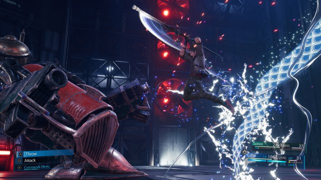 Screenshot - Final Fantasy 7 Remake (PlayStation5)