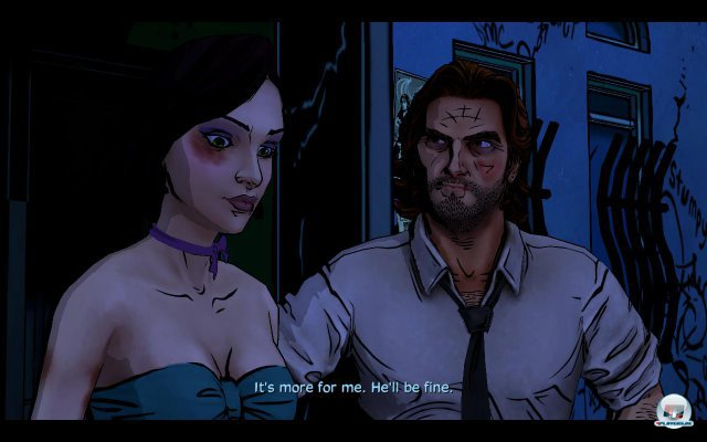 Screenshot - The Wolf Among Us - Episode 1: Faith (360) 92470629