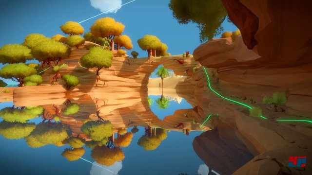 Screenshot - The Witness (PlayStation4) 92519236