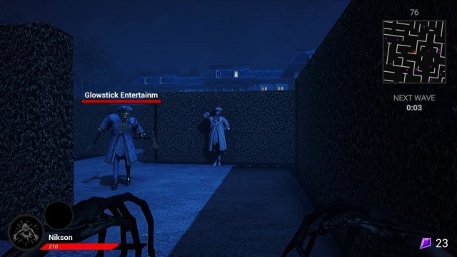 Screenshot - Dark Deception: Monsters & Mortals (PC)