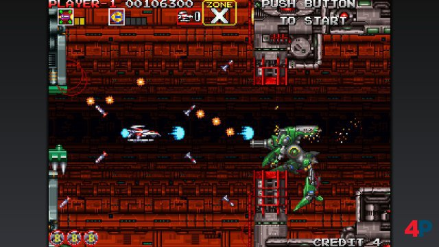 Screenshot - Darius Cozmic Collection Arcade   Console (Switch) 92617404