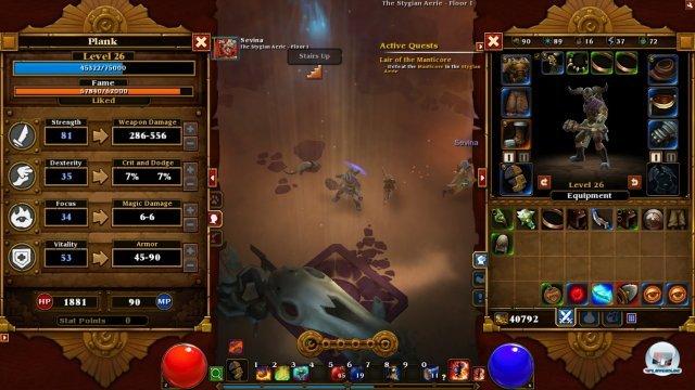 Screenshot - Torchlight II (PC)