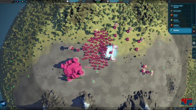 Screenshot - Planetary Annihilation (PC) 92490517