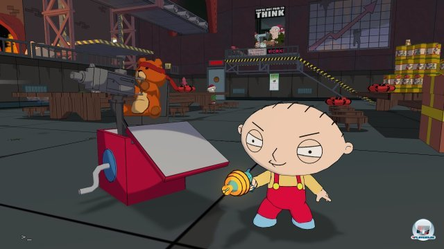 Screenshot - Family Guy: Zurück ins Multiversum (360) 92422507