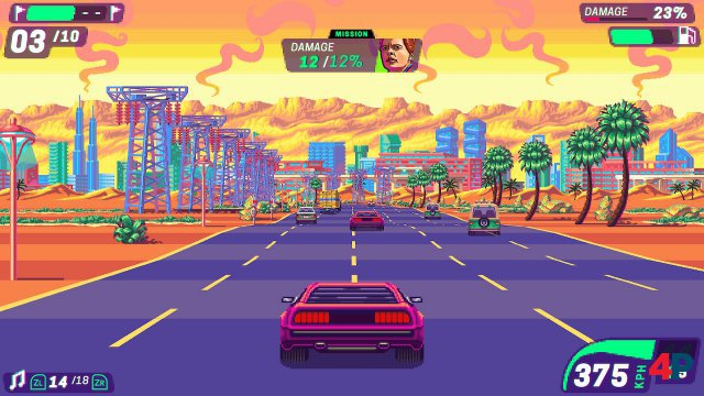 Screenshot - 80's Overdrive (Switch) 92612845