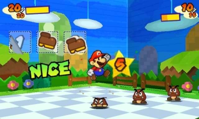 Screenshot - Paper Mario 3DS (3DS) 2229422