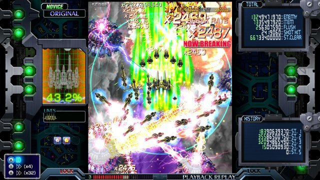 Screenshot - Crimzon Clover - World EXplosion (Switch) 92628127