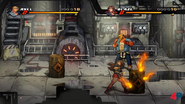 Screenshot - Streets of Rage 4 (PS4) 92612051