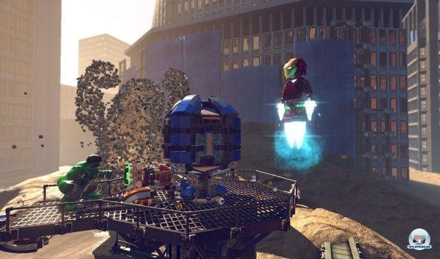 Screenshot - Lego Marvel Super Heroes (360) 92458594