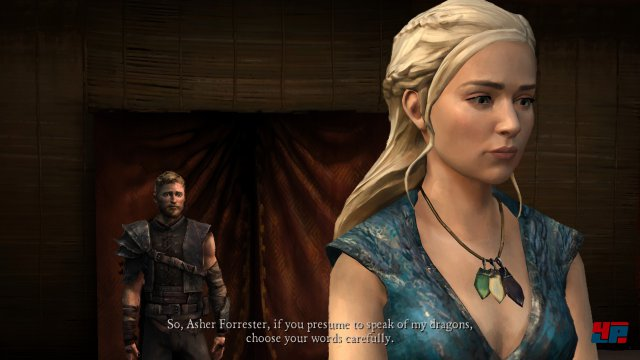 Screenshot - Game of Thrones - Episode 3: The Sword in the Darkness (iPad) 92502874