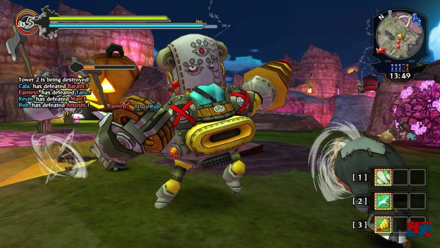 Screenshot - Happy Wars (PC) 92481210