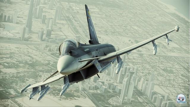 Screenshot - Ace Combat: Assault Horizon (360) 2222159