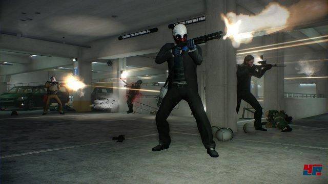 Screenshot - PayDay 2 (PlayStation4)