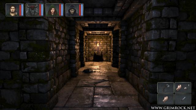Screenshot - Legend of Grimrock (PC) 2310147