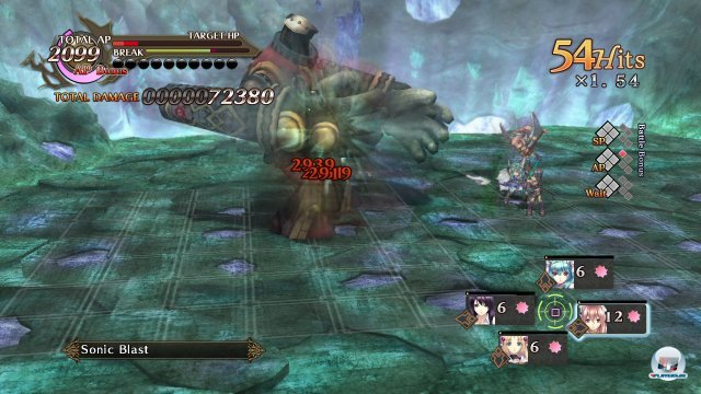 Screenshot - Agarest: Generations of War 2 (PlayStation3) 92403312