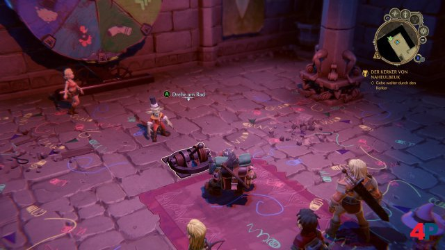 Screenshot - The Dungeon of Naheulbeuk: The Amulet of Chaos (PC) 92625748