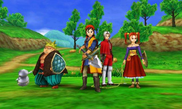 Screenshot - Dragon Quest 8: Die Reise des verwunschenen Königs (3DS) 92538659