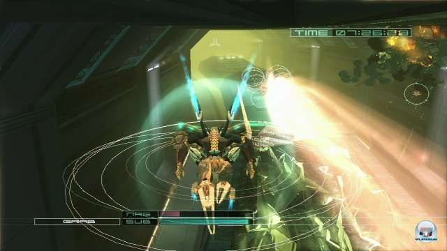 Screenshot - Zone of the Enders: HD Collection (PlayStation3) 2375167