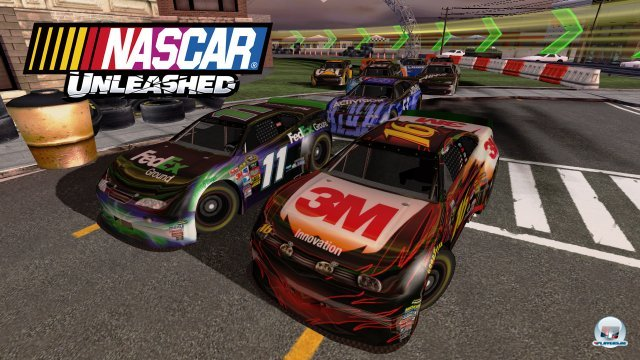 Screenshot - NASCAR Unleashed (360) 2261232